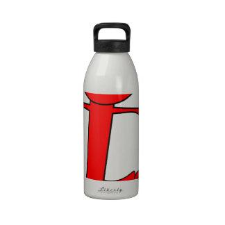 devil-1518 botella de agua