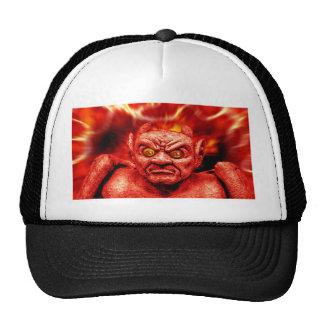 devil-890 gorros bordados