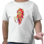 Devil Angel T-shirts