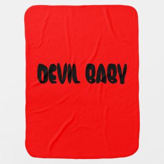 DEVIL BABY BLANKET BY THE DEVIL'S BRIDE
