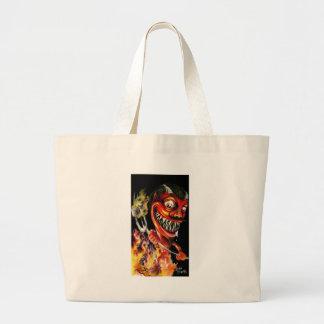 Devil Jumbo Tote Bag