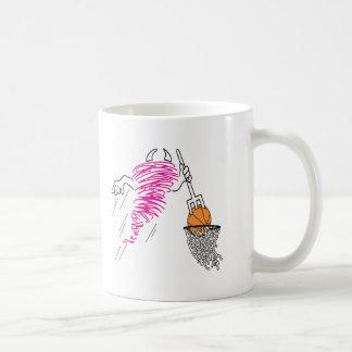 Devil-Ball,Pink Classic White Coffee Mug