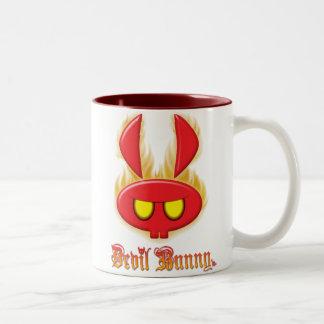Devil Bunny Mug