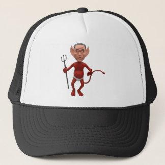 devil bush 01 trucker hat