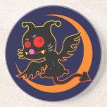 Devil cat 敷物