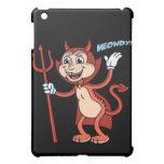 Devil Cat iPad Mini Case