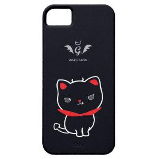Devil Cat Nikolas Classic iPhone 5 Covers