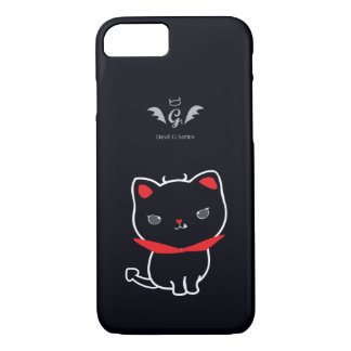 Devil Cat Nikolas Classic iPhone 8/7 Case