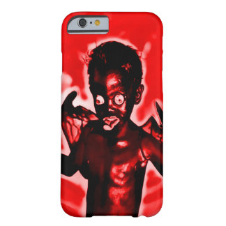 Devil Child Airbrush Art Barely There iPhone 6 Case