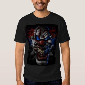 Devil Clown Playera