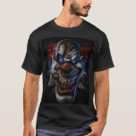 Devil Clown Playera