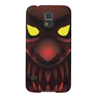 Devil-Demon Head Cases For Galaxy S5