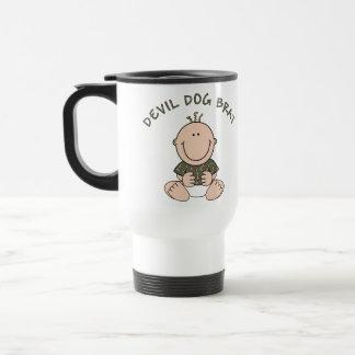 Devil Dog Brat (Boy) Travel Mug