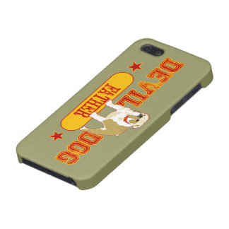 Devil Dog Dad Cover For iPhone SE/5/5s