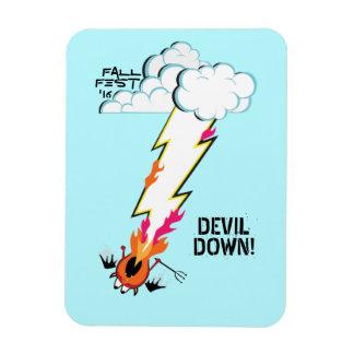DEVIL DOWN! MAGNET