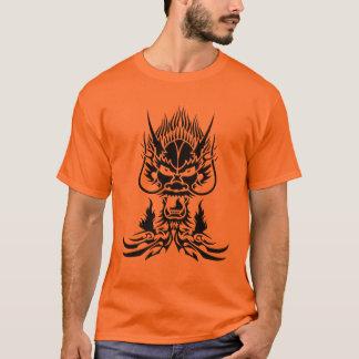 Devil Dragon black T-Shirt