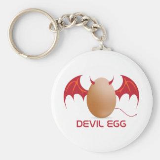 devil egg key chains