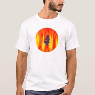 Devil flute devil floods Pan T-Shirt
