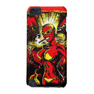 Devil Girl Atom Bomb iPod Touch (5th Generation) Case