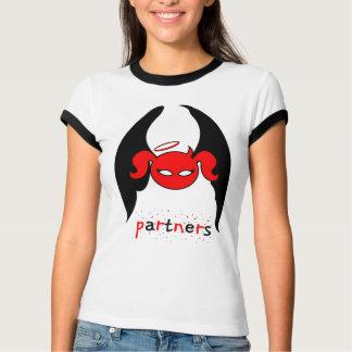 Devil GIRL Couple Shirt