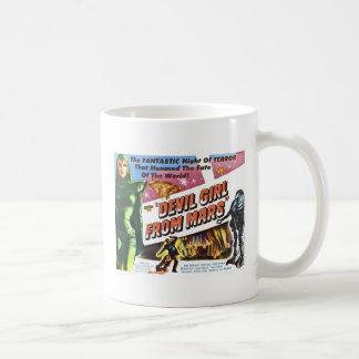Devil Girl from Mars Mug