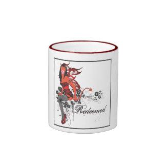 Devil Girl II Ringer Mug