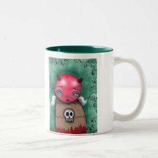 Devil Girl Coffee Mugs