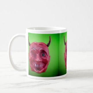 Devil Head Mug