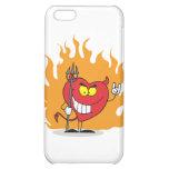 Devil Heart iPhone 5C Cases