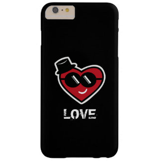 Devil heart Love Barely There iPhone 6 Plus Case
