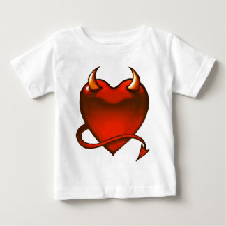 Devil Heart Tee Shirt