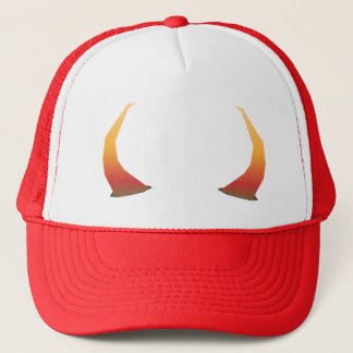 Devil Horns Trucker Hat