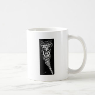 Devil In A Box Inverted Coffee Mug
