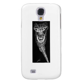 Devil In A Box Inverted Galaxy S4 Covers