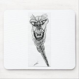 Devil In A Box Mousepad