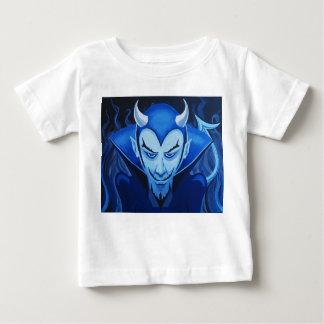 Devil in blue baby T-Shirt
