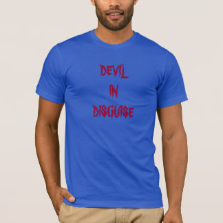 Devil In Disguise men's t-shirt