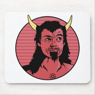Devil In Hell Mousepad