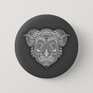 Devil in the Details Pinback Button