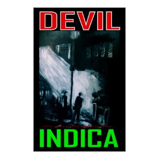 DEVIL INDICA POSTER