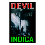DEVIL INDICA PRINT