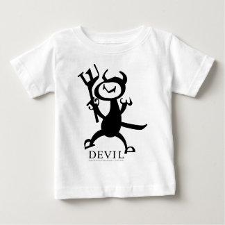 Devil infant t-shirt