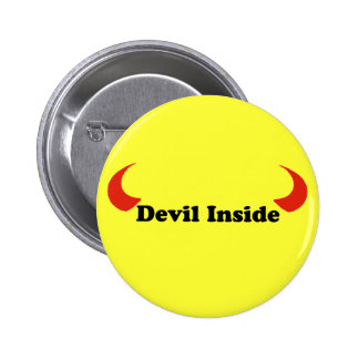 devil inside button