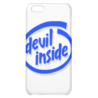 Devil Inside Cover For iPhone 5C