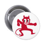 Devil is in the details. pinback button