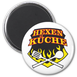 devil kitchen magnet
