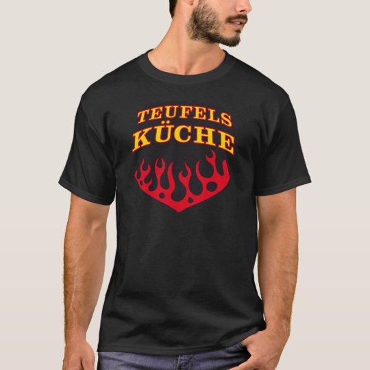 Devil kitchen witch kitchen T-Shirt