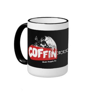 Devil Label Coffee Mug