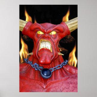 Devil Man Poster