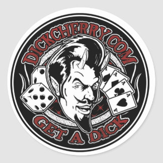 Devil Man Sticker